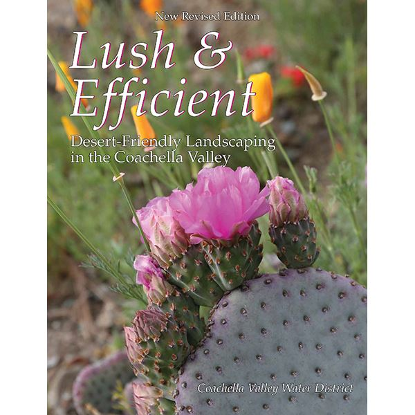 2016 Lush & Efficient book