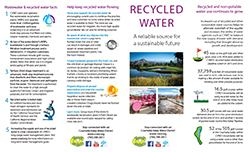 Recycled Water Brochure