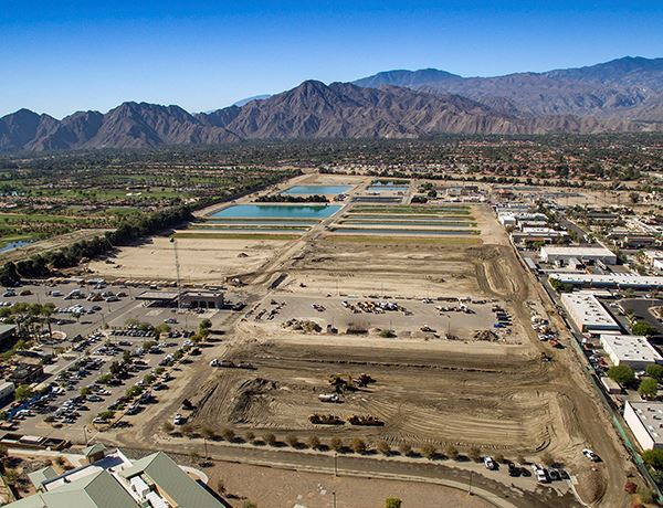 Palm Desert Groundwater Recharge Facility