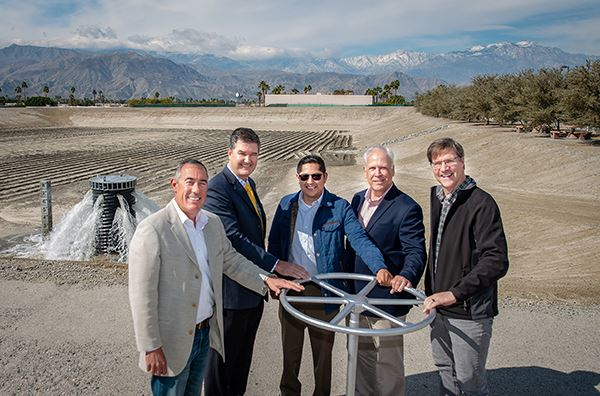 Palm Desert Replenishment Facility Milestone Celebration