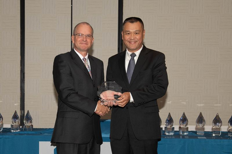 CVWD recieves AMWA Award
