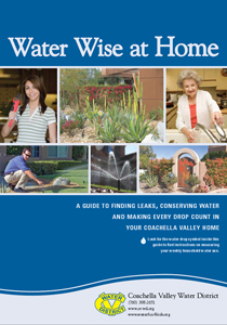Water Wise at Home