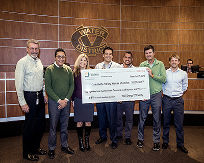 SCE upgrade check presentation