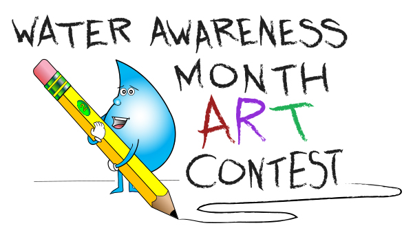 Water Awareness Month Art Contest!